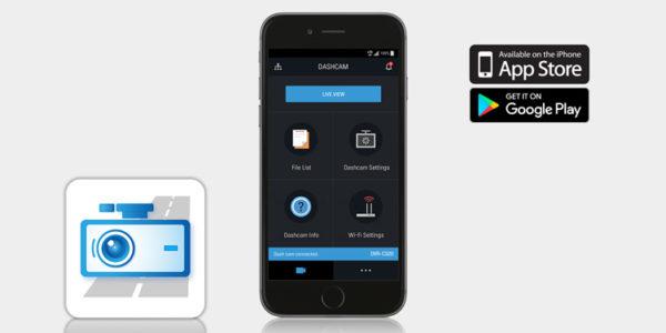 ADAS-Dash-Cam_DVR-C320S_Smartphone-Companion-App