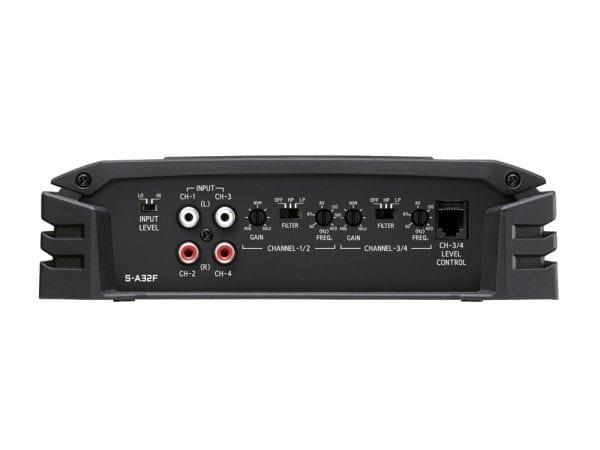 4-Channel-Power-Amplifier_S-A32F_R-Side