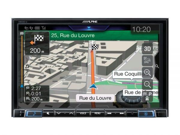 Navigation-System-X803D-U-3D-map-2