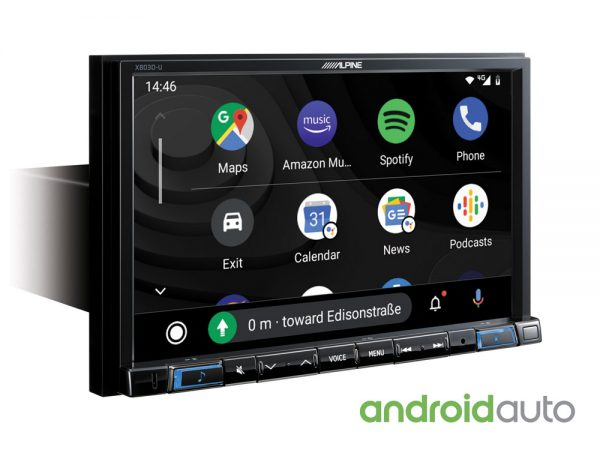 Navigation-System-X803D-U-Android-Auto-music