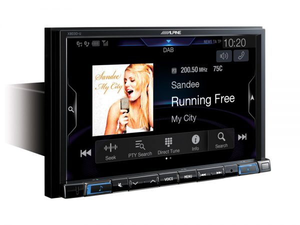 Navigation-System-X803D-U-DAB-Car-Radio