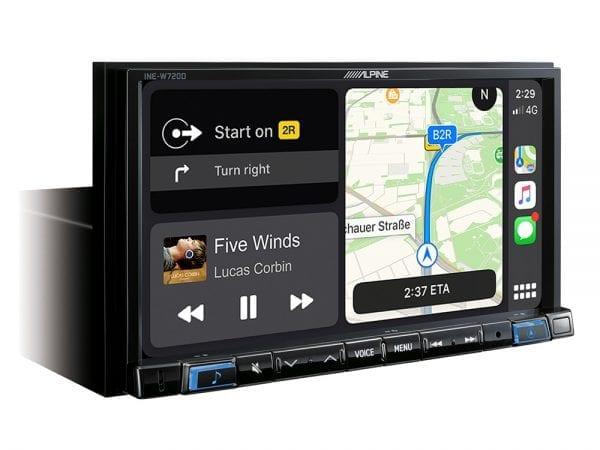Navigation-System_INE-W720D_Music-Online-Navigation-Split-Screen