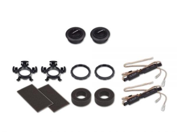 S-S10TW_1-inch-25mm-S-Series-Silk-Dome-Tweeter-Set-installation-parts