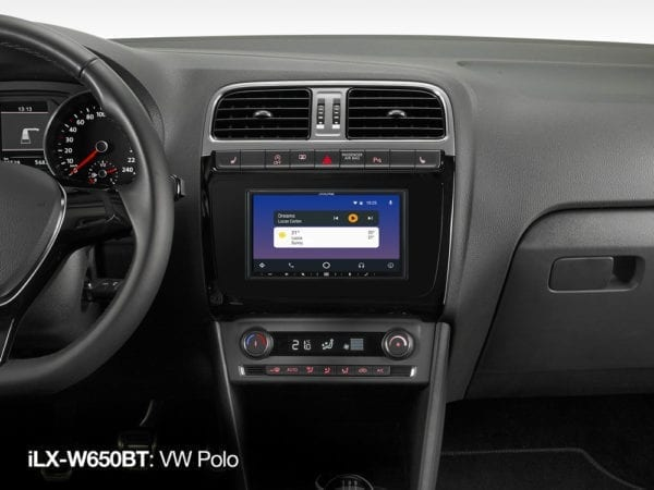 iLX-W650BT_Online-Navigation-Android-Auto-Music-in-Volkswagen-Polo