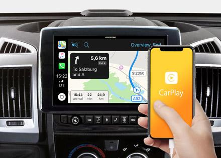 Ducato-Jumper-Boxer-Online-Navigation-with-Apple-CarPlay-X903D-DU