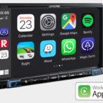 Works-with-Apple-CarPlay-Navi-INE-W720D